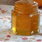Gelée à l'orange, gingembre et rhum