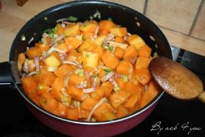 gratin d'automne courge parmesan 3