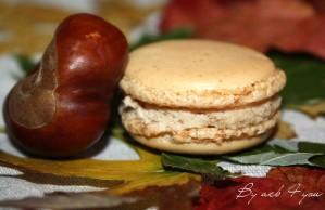 Macarons à la crème de marrons