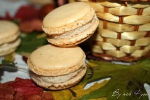 macarons à la crème de marron 3