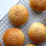 pains à burger maison