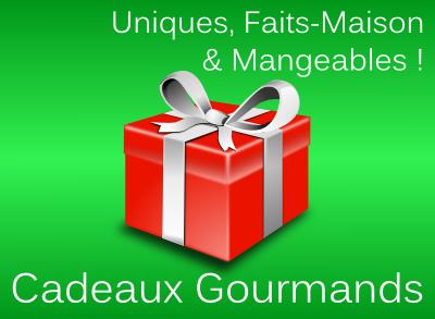 Défi Cadeaux Gourmands 2012