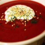 Bortsch, la soupe russe à la betterave