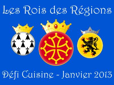 Défi Les Rois des Régions