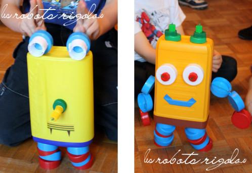 robots a