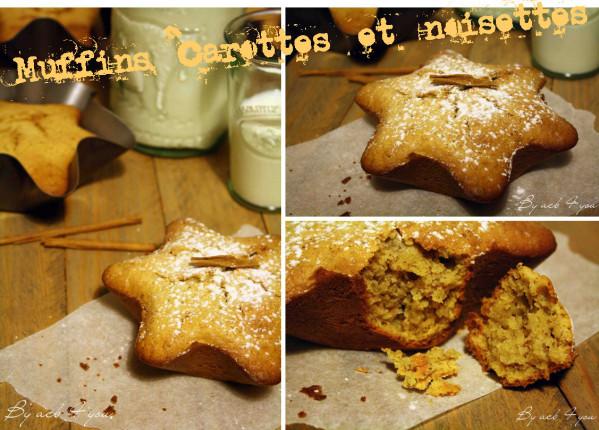 muffin carotte noisettes c