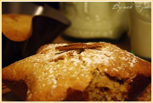 muffin carotte noisettes d