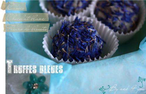 truffe bleue a