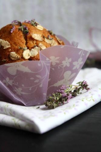 muffin miel fleur de thym e