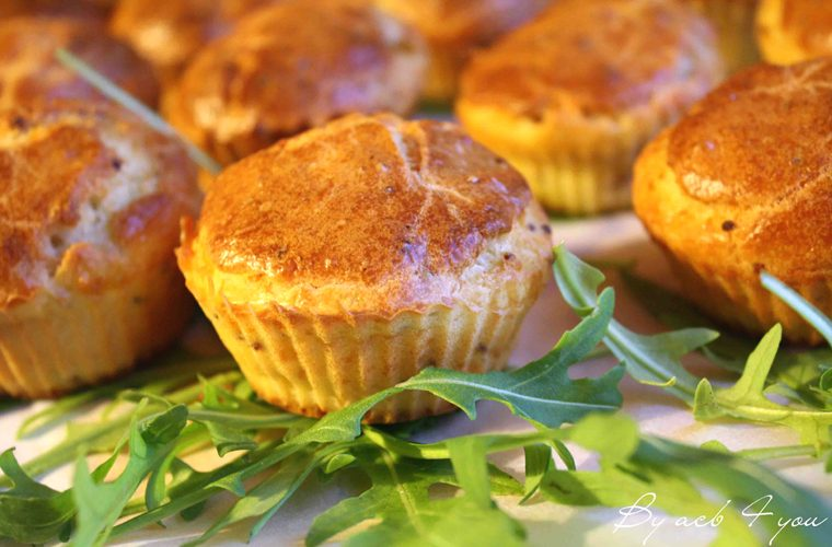Muffins Knacki moutarde