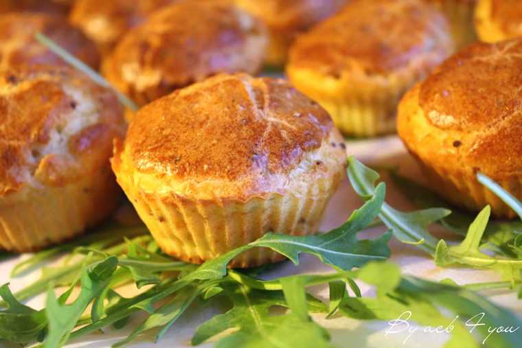 Muffins Knacki moutarde