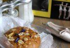 Muffin vegan au thé Russian earl grey