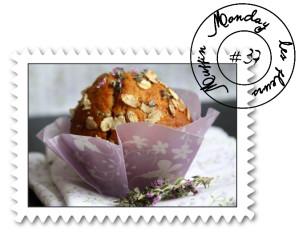 muffin miel fleur de thym g