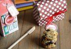 Cookies peanut butter crunchy, coco, flocons d'avoine et pépites de chocolat