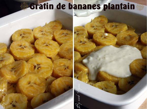 gratin banane plantin c