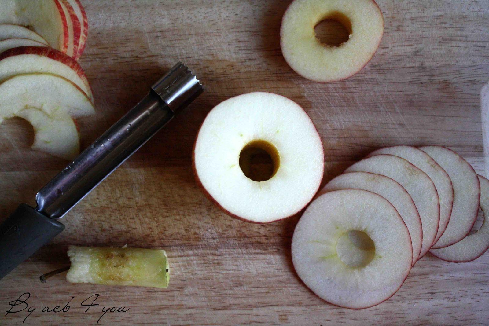 Une pincée de fantaisie dans votre tarte aux pommes