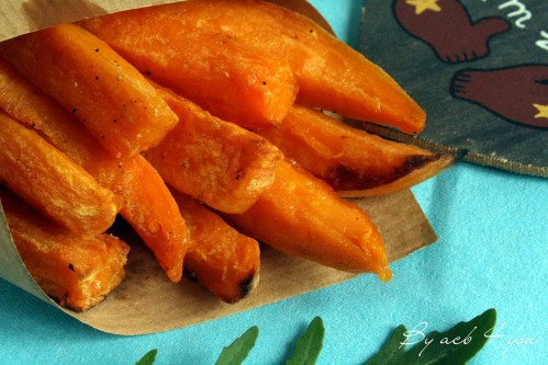 frites papate douce 2