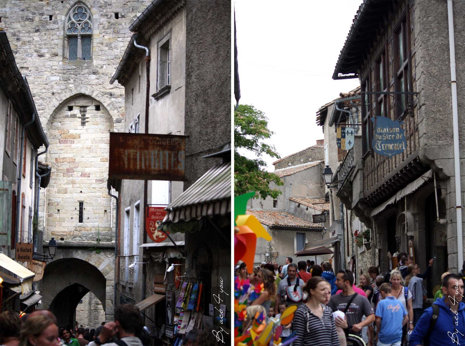 Album de voyage [part 2] : En route pour le Languedoc