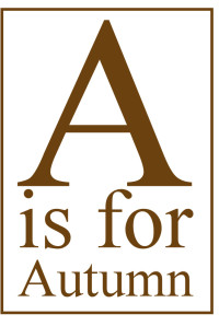A is for automn