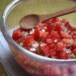 Rougail tomates gasy