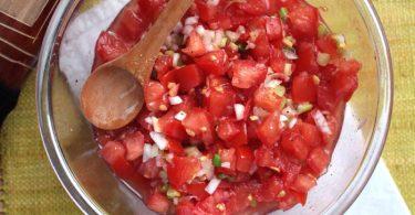 Rougail tomates malgache