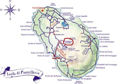 pantelleria carte