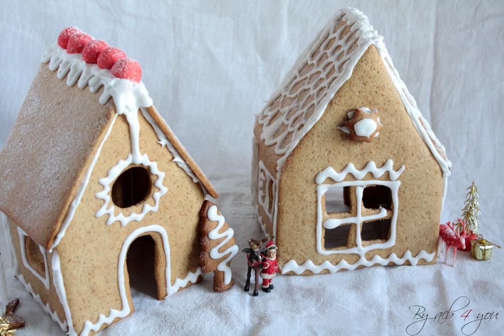 Les maisons en pain d'épices
