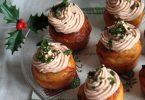 Cupcakes au chorizo et coriandre