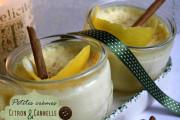 petites crèmes citron cannelle a