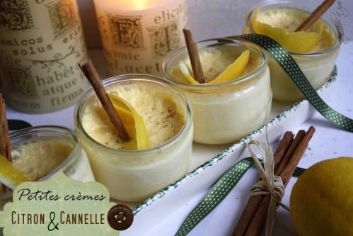 petites crèmes citron cannelle b