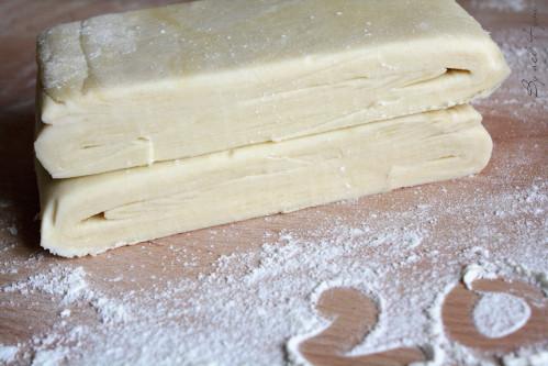 pâte feuilletée inversée g