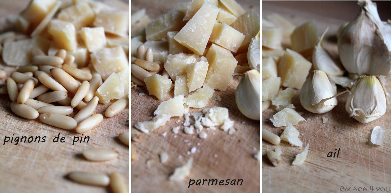 Ecrasée de pommes de terre au pesto de fanes de radis