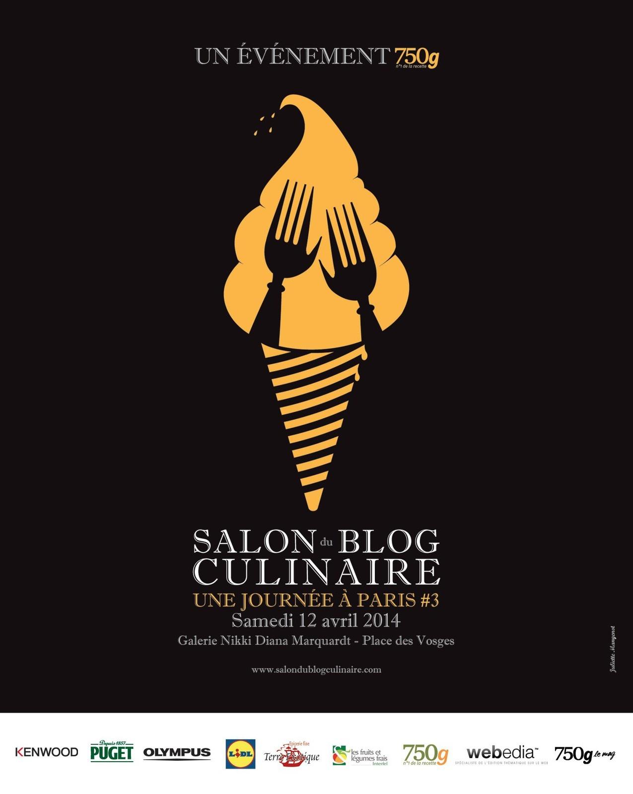 Salon du blog culinaire, une journée à Paris #3