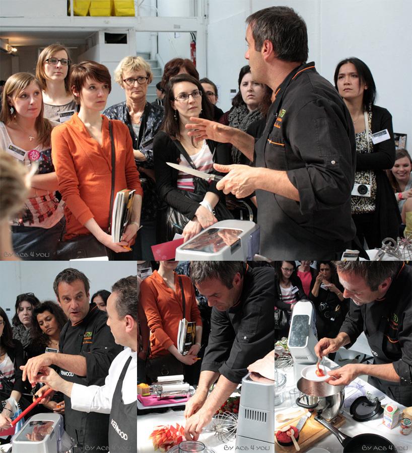 Retour sur le salon du blog culinaire de Paris