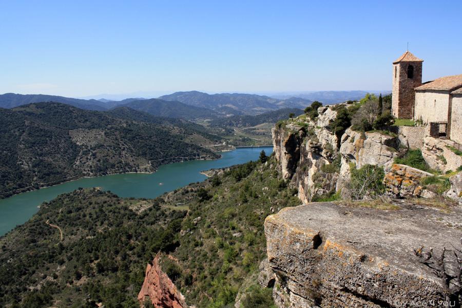 Album de voyage: Catalogne, entre Tarragone et Barcelone (1ère partie)