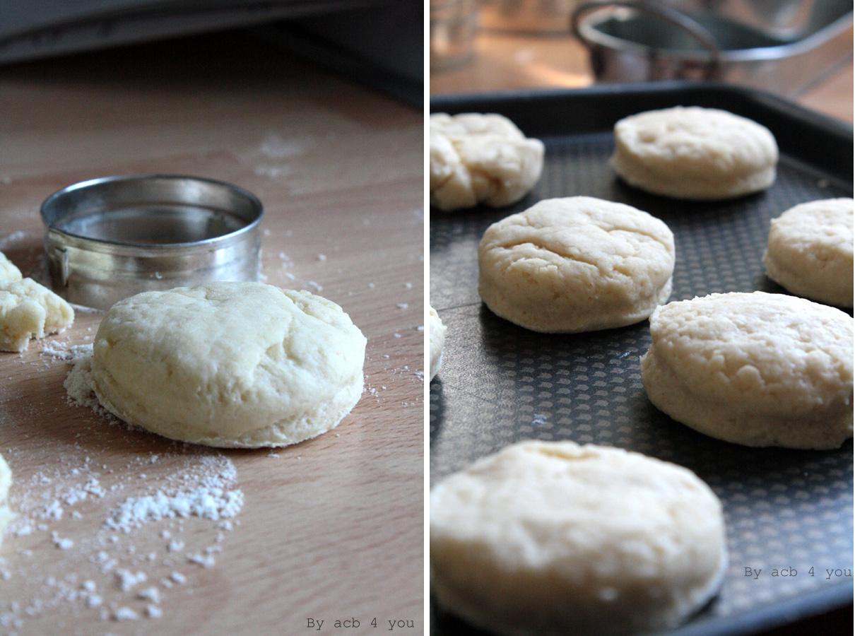 Mini scones, le goûter à l'heure anglaise