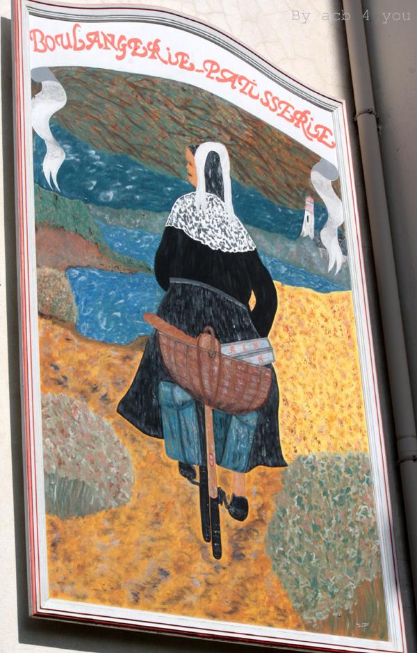 Far aux mirabelles et mes vacances bretonnes