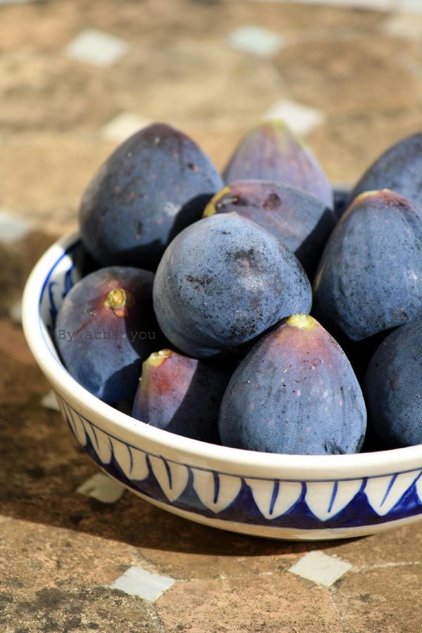 Douce compote : Pomme, poire, figue et vanille