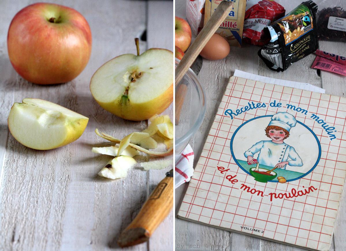 Killimandjaro ou le gâteau aux pommes de mon enfance