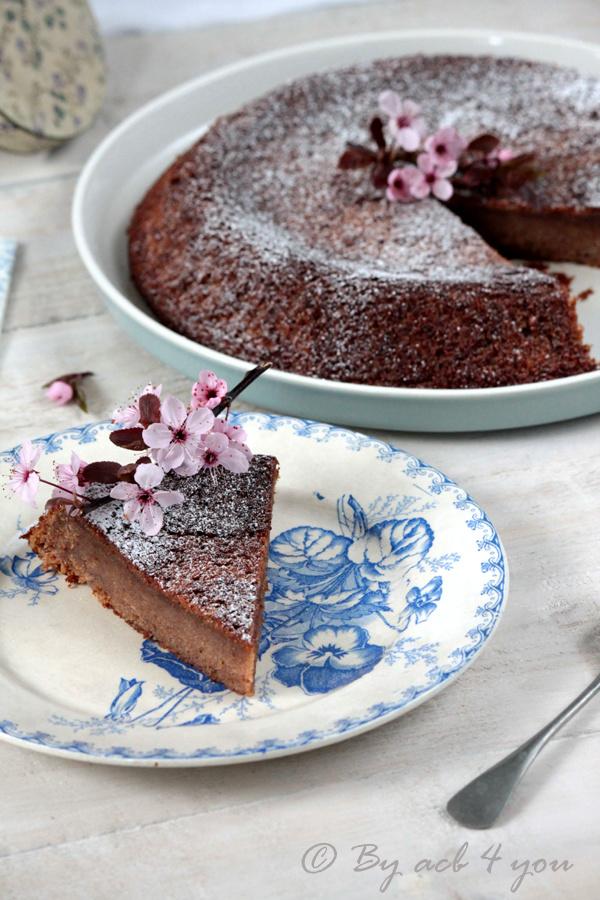 Gâteau praliné & banane