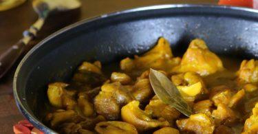 Week-end en Andalousie (2ème partie) : Pollo al ajillo (poulet à l'ail)