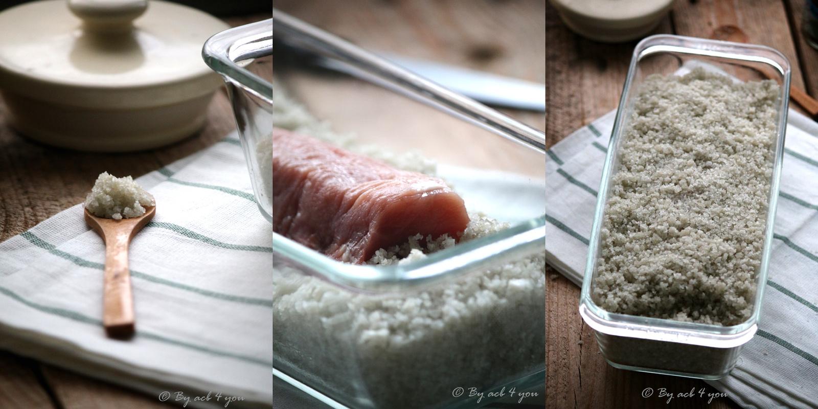 Filet mignon séché au piment d'Espelette et baies roses