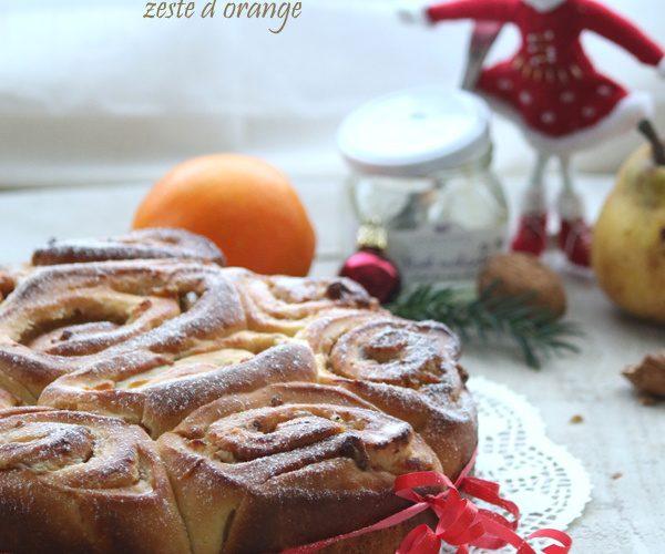 Christmas rolls