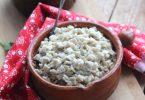 Crozets au sarrasin au Beaufort