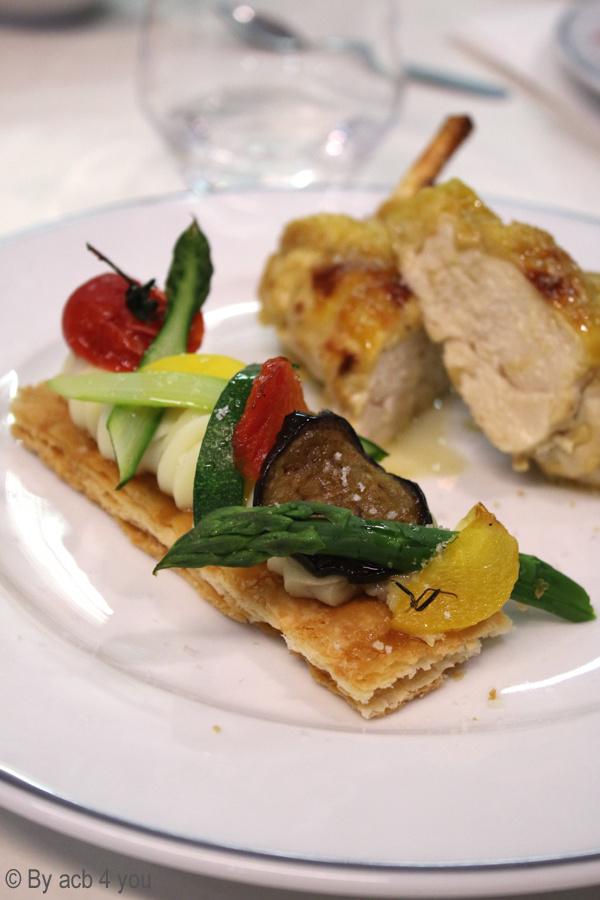 Cours de cuisine à Ferrandi: Les nouveaux usages des moutardes et vinaigres Maille {jeu concours}