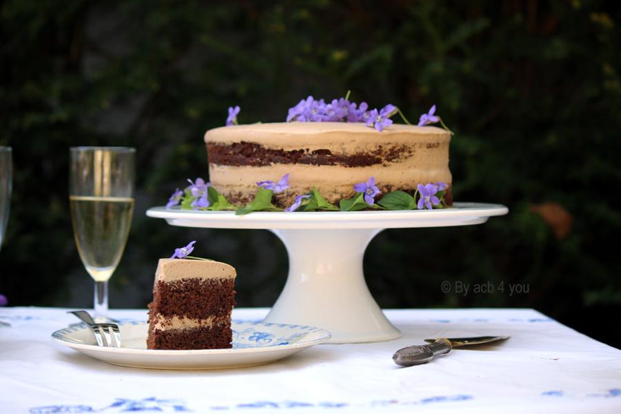 Gâteau au praliné pour un jour particulier