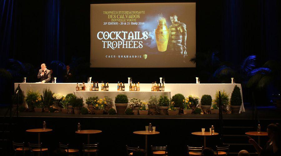Trophées Internationaux des Calvados Nouvelle Vogue 2016