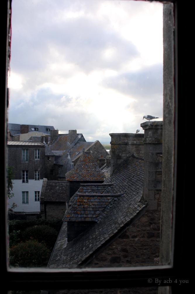 Escapade au Mont Saint Michel : L'auberge de la Mère Poulard