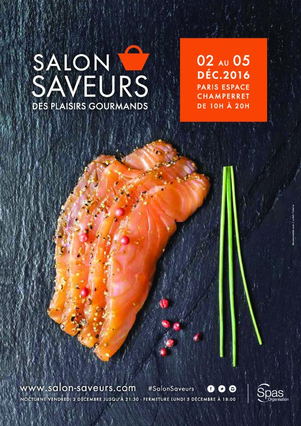 Salon Saveurs 2016 {Concours}