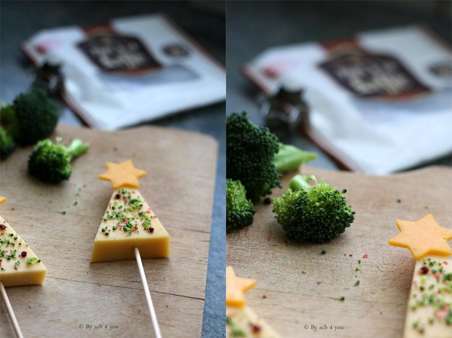 Sucettes au fromage pour un apéritif festif
